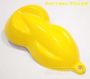 Daytona Yellow 3