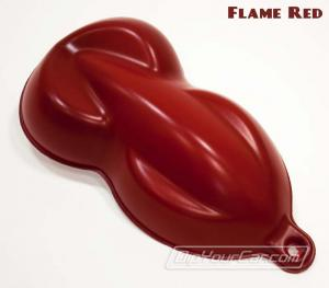 Flame Red 3