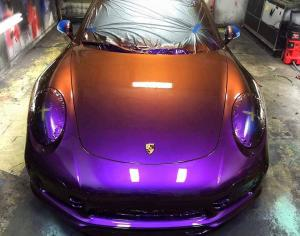 high gloss top coat