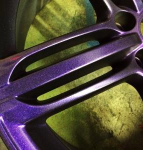 violet metalizer